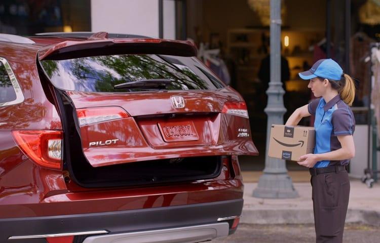 prime in car delivery