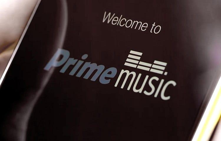 Prime Music membership