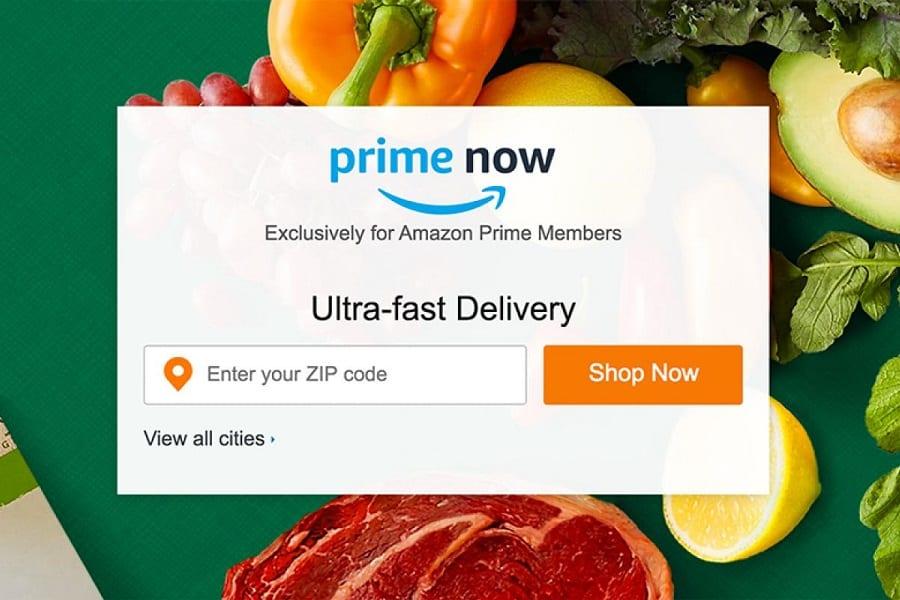 Amazon Prime Now Tips