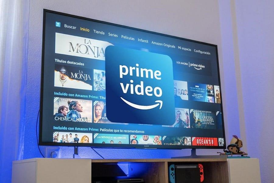 Amazon Prime On Sony Smart TV