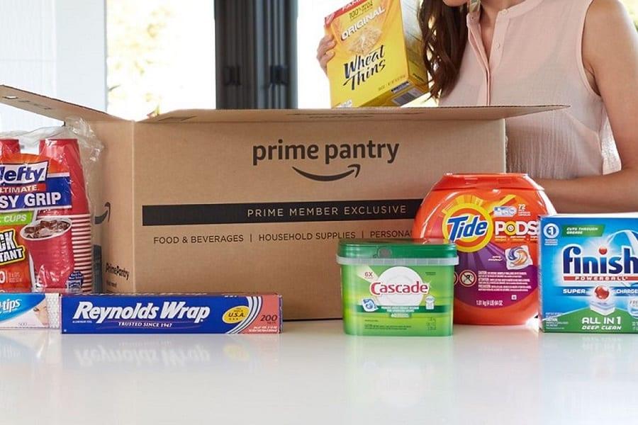 Amazon Prime Pantry Credit