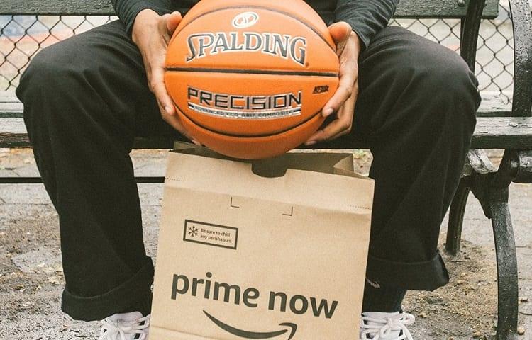 amazon now delivery