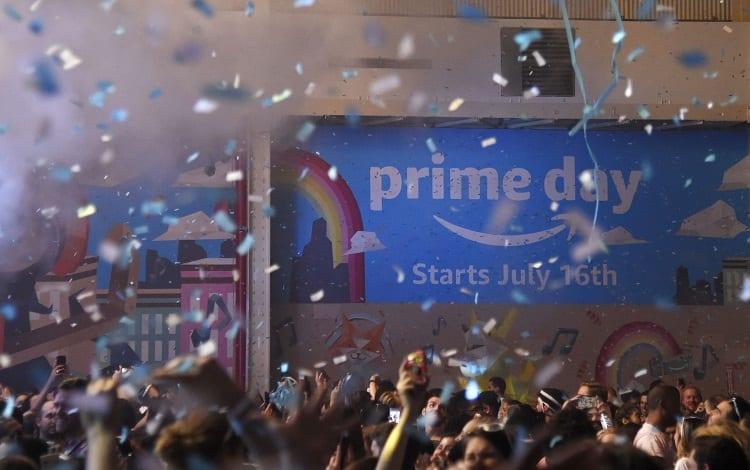 prime day celebration