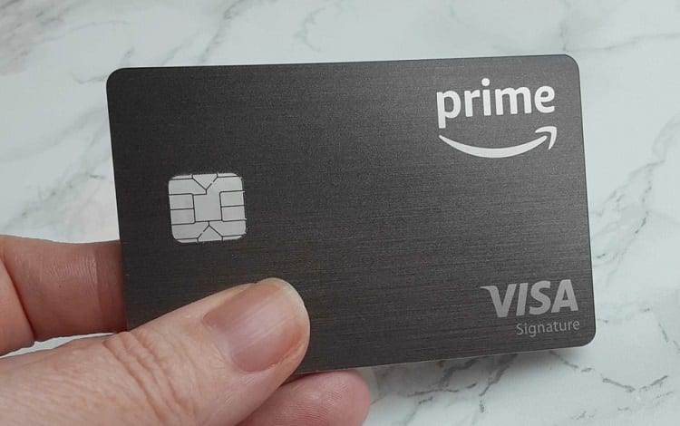 amzon prime card