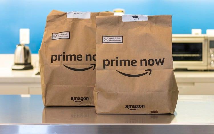 about amazon prime now