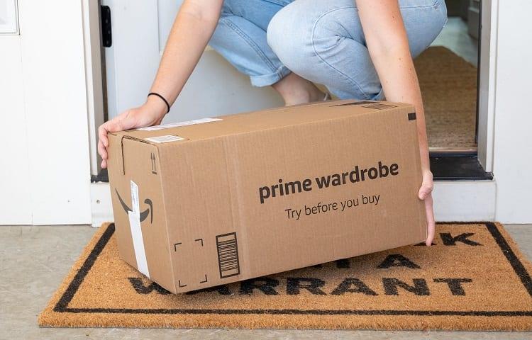 about amazon prime wardrobe