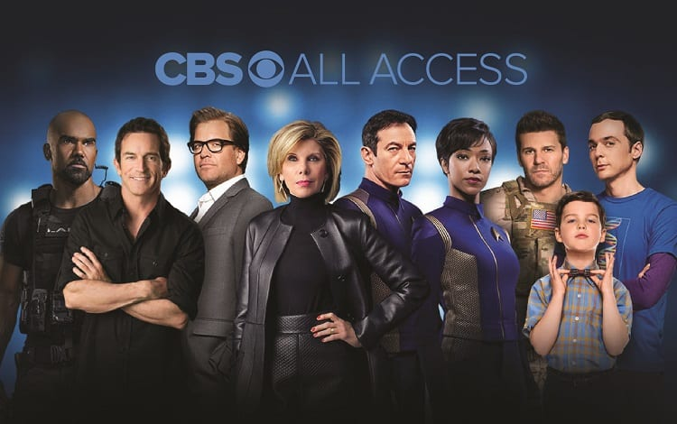 shows on cbs