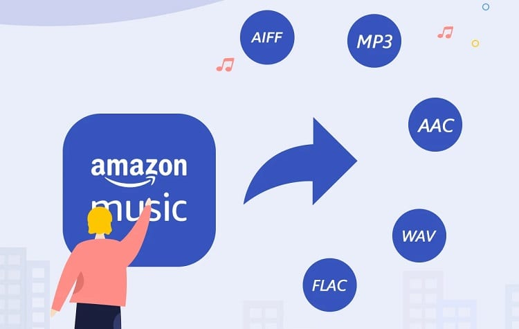amazon music conversion