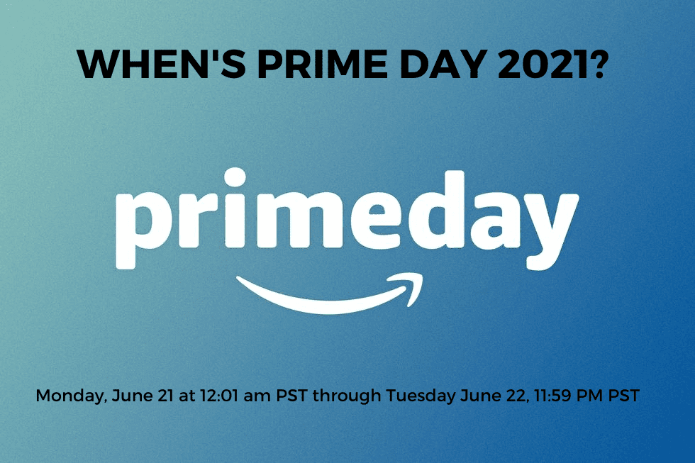 Whens Prime Day 1