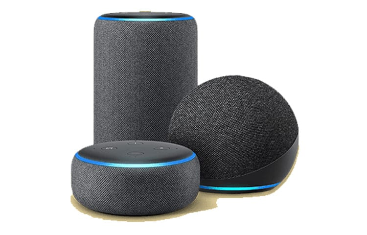 Smart home devices such as Echo Dot